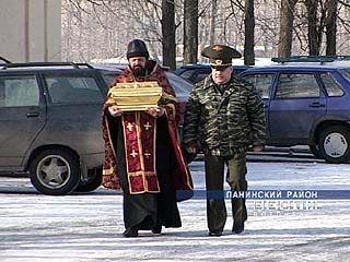 Ковчежец с мощами Святых апостолов начал паломничество по тюрьмам