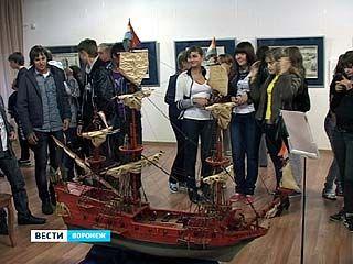 Краеведческий музей подготовил Воронежу свой подарок - исторический