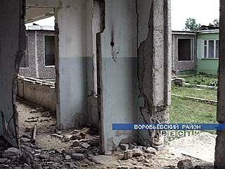 Краснопольский детсад строят уже 14 лет