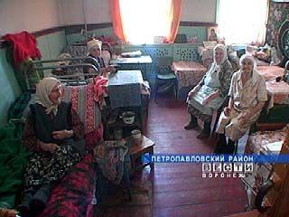 Красноселовскому дому престарелых предстоит реконструкция