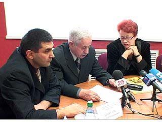 Круглый стол, посвященный межнациональным проблемам, состоится в мае