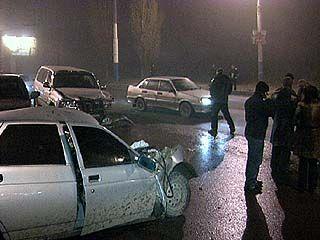 Крупная авария в Каширском районе: один погиб, шестеро ранены