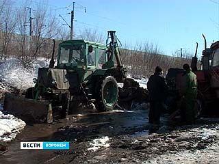 Крупная коммунальная авария: под отключение воды попали 19 домов