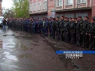 Крупная межведомственная операция прошла в Борисоглебске