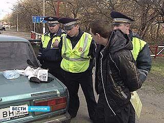Крупная партия наркотиков обнаружена сотрудниками ГИБДД