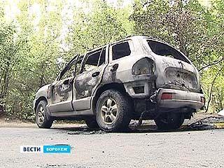 Кто и зачем поджигает автомобили в Воронеже, пока остается загадкой