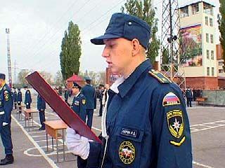 Курсанты ВИПС приняли присягу