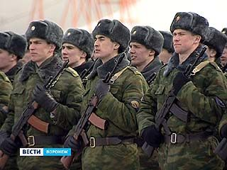 Курсанты ВВАИУ готовятся к участию в Параде Победы на Красной площади