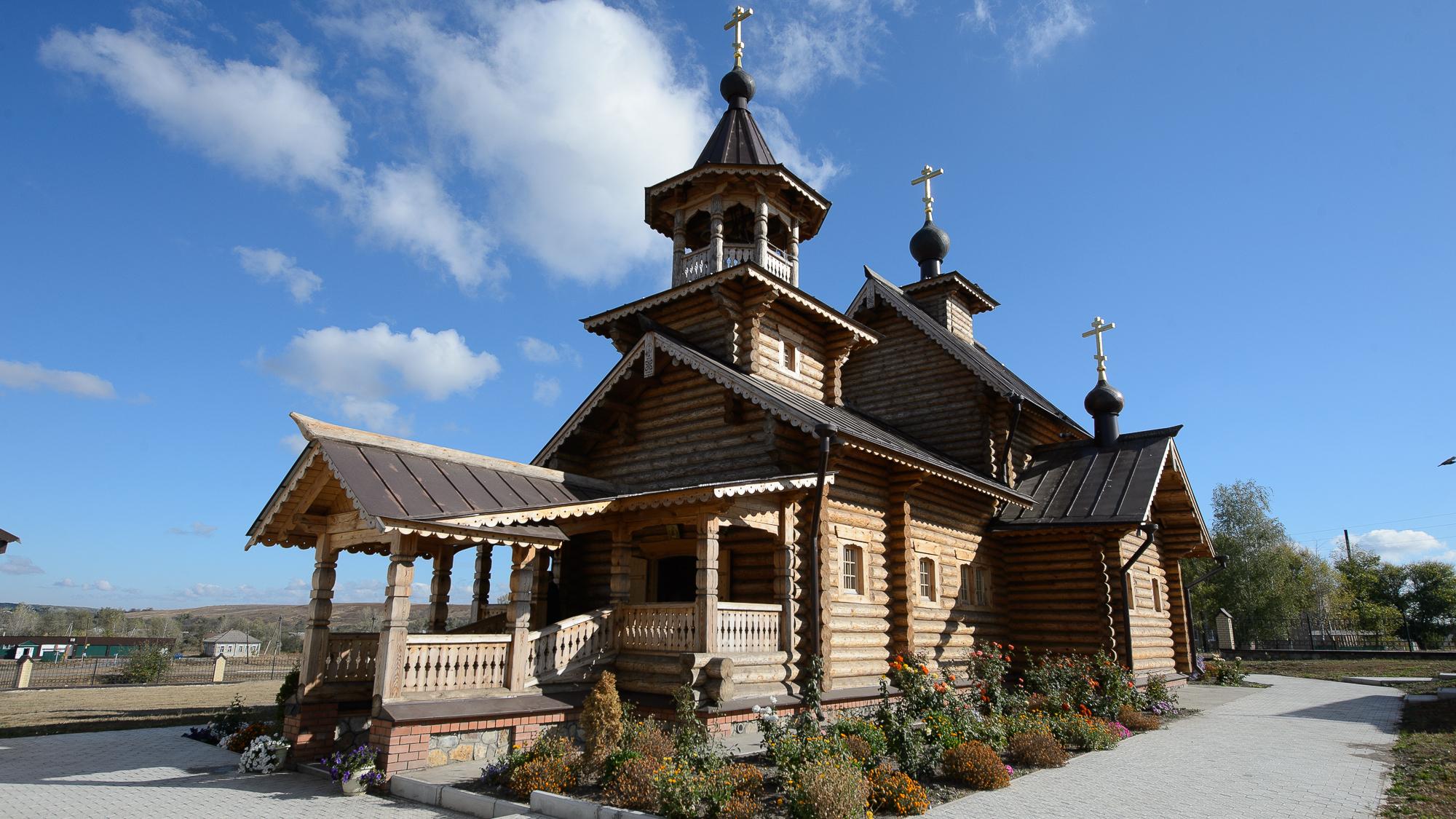 ВВоронежской области выбрали самое красивое село