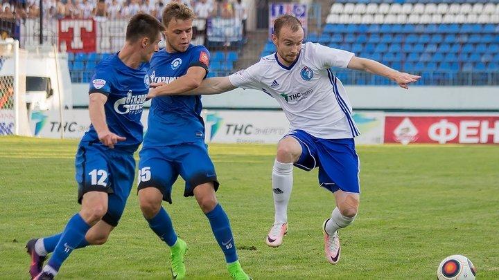 Главный тренер курского «Авангарда» подал вотставку