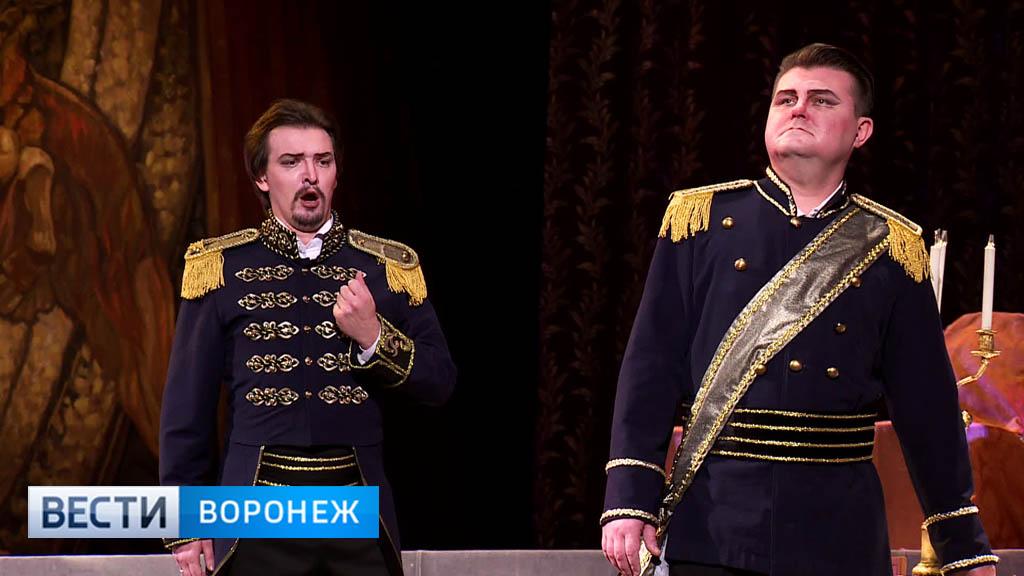 Репетировали под обстрелом. Чем Донецкая опера удивила воронежского зрителя