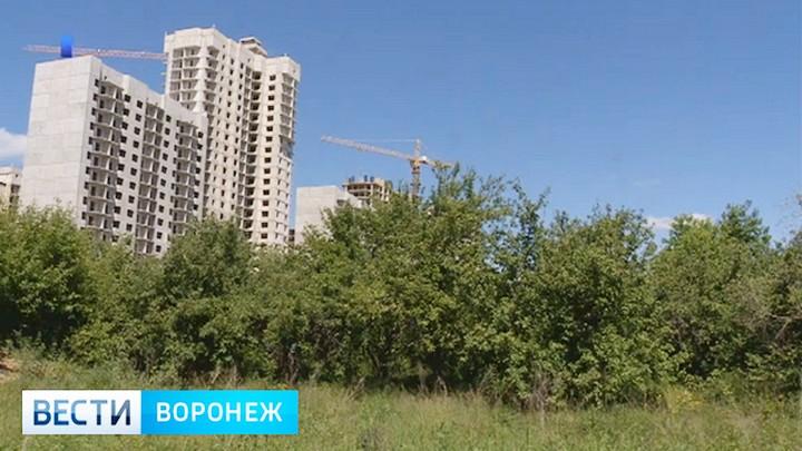 Суд вернул государству часть участка земли в яблоневом саду Воронежа