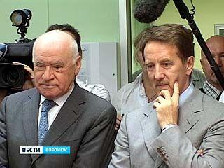 Лео Бокерия и Алексей Гордеев побывали на открытии кардиохирургического центра