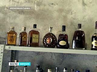 """""""Левый"""" алкоголь под известными брэндами - оптом в Воронежской области"""