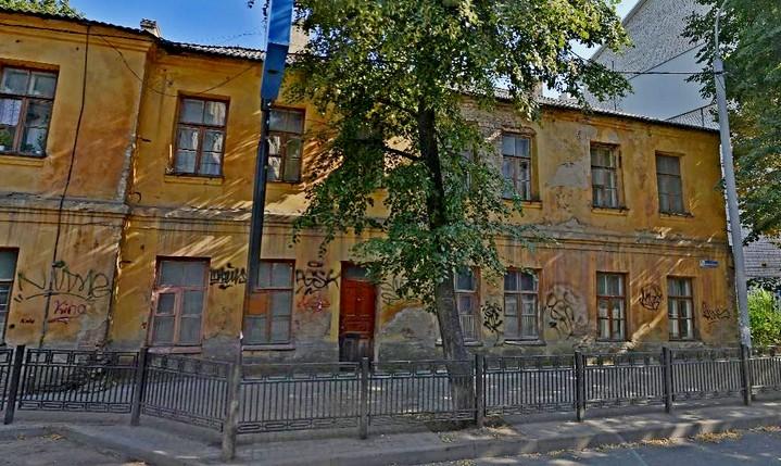 Активисты сообщили о сносе исторического здания в центре Воронежа