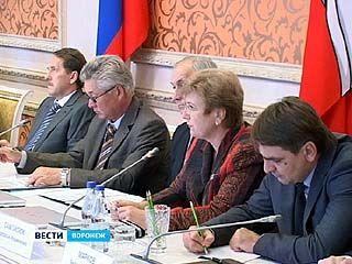 Лидеры профсоюзов региона встретились губернатором Алексеем Гордеевым