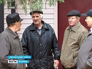 Лискинские пенсионеры получат свои земли обратно