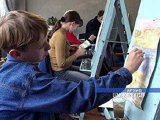 Лискинской художественной школе исполнилось 30 лет