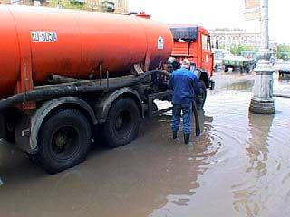 Ливневая канализация в Воронеже практически отсутствует