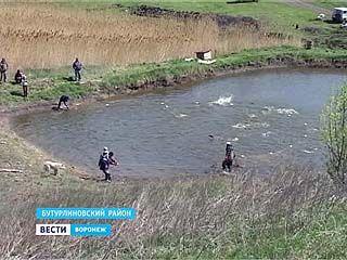 Ловись, рыбка, большая и бесплатно в Бутурлиновском районе