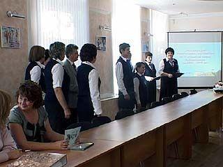 Лучшая школа Воронежской области будет названа ко Дню учителя