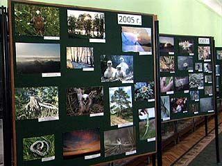 Лучшие фотографии Воронежского заповедника - в Никитинской библиотеке