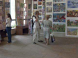 Лучшие работы детских художественных школ будут колесить по России