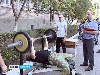 Лучшие спецназовцы ЦФО приехали в Воронеж