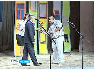 Лучшие строители Воронежской области получили заслуженные награды