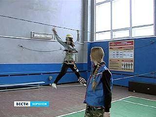 Лучшие туристы проверили, кто самый ловкий в Воронеже