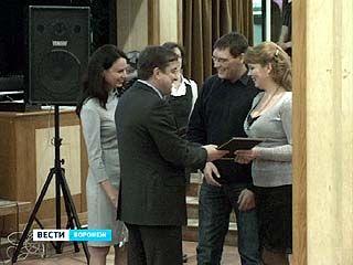 Лучшие воронежские журналисты получили награды ежегодного конкурса