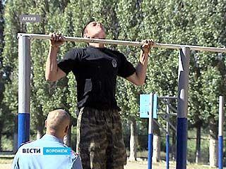 Лучшим спецназовцем ЦФО стал воронежец Вадим Лепехин