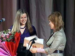 Лучшим учителем области стала Марина Ненахова из Поворинской школы