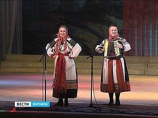 Лучшую частушку в Черноземье привезли из Санкт-Петербурга