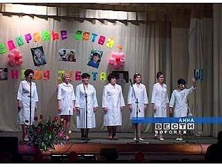 Лучшую медсестру выбирали в Анне