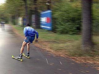 Лыжники соревновались на чемпионате области