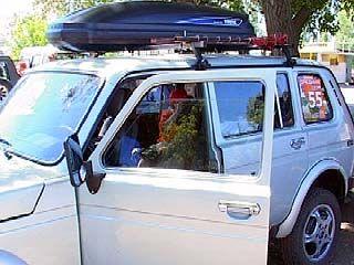 Любители внедорожников ударили автопробегом по воронежскому бездорожью