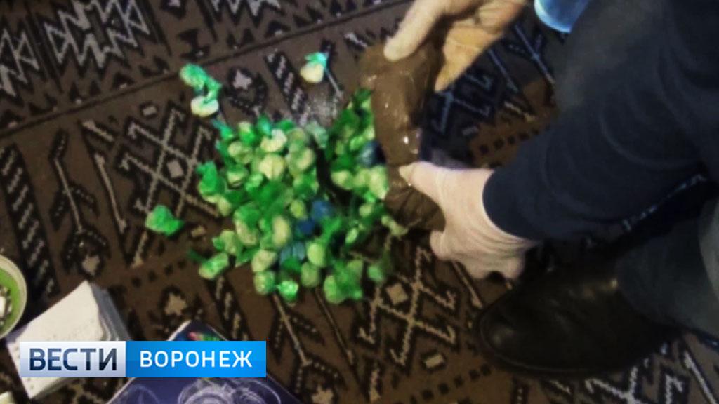 В Воронежской области стали чаще торговать наркотиками