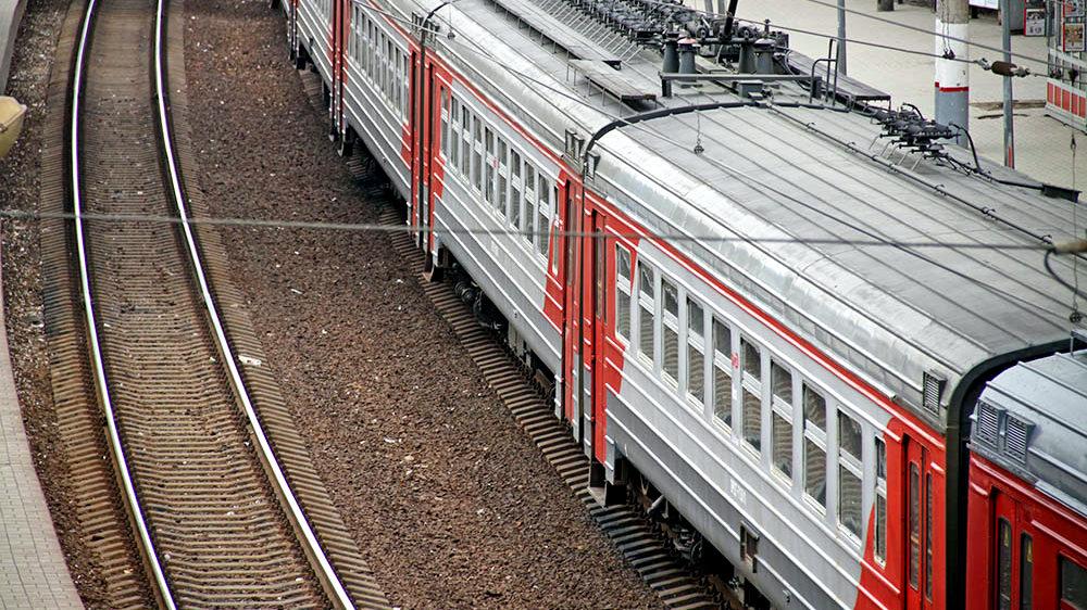 Пассажиров электрички в Воронеже эвакуировали из-за угрозы взрыва