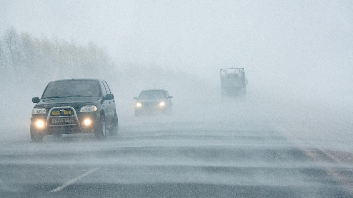 Дорожники порекомендовали воронежским автомобилистам отказаться от поездок