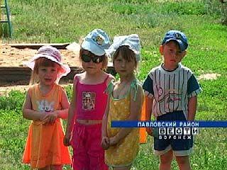Малыши села Петровка остались без выпускного бала в детском саду