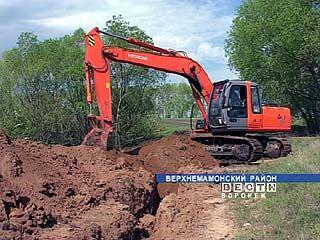 """Мамоновку включили в программу """"Обеспечения населения питьевой водой"""""""