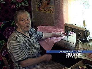 Мария Сафонова свою  жизнь связала со швейной машинкой
