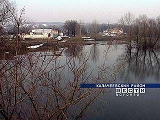 Масштабного разлива рек в Воронежской области не будет