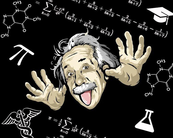 Мать моя – лень, отец мой – Эйнштейн
