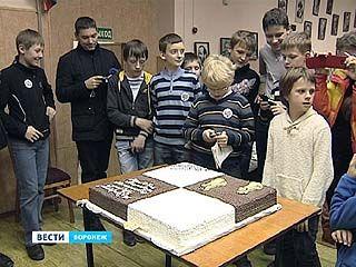 """""""Матч поколений"""" прошёл в Воронежском шахматном клубе"""