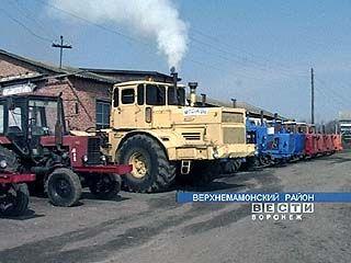 Механизаторы скоро приступят к полевым работам