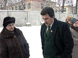Мэр посетил лицей, получивший грант в размере 1 миллиона рублей