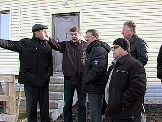 Мэр Сергей Колиух посетил Масловку с очередным рабочим визитом