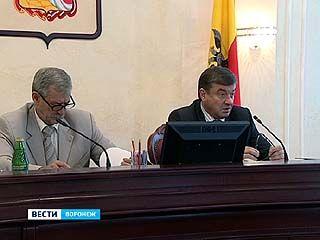 Мэр Воронежа недоволен ходом ремонта междворовых территорий